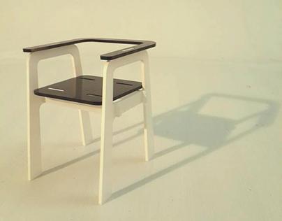 Patt  Chair