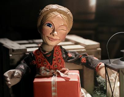 Deutsche Bank Christmas Video, 2016