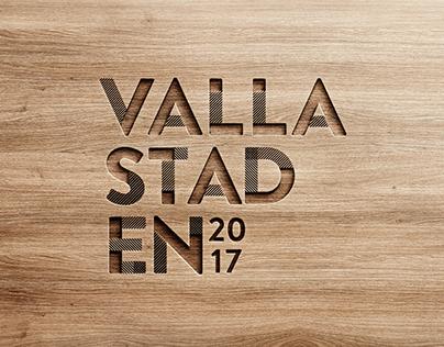Vallastaden 2017 - Branding
