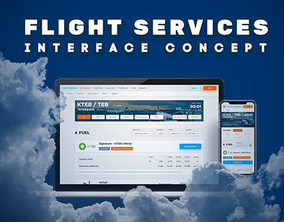 FLIGHT SERVICE Interface Concept
