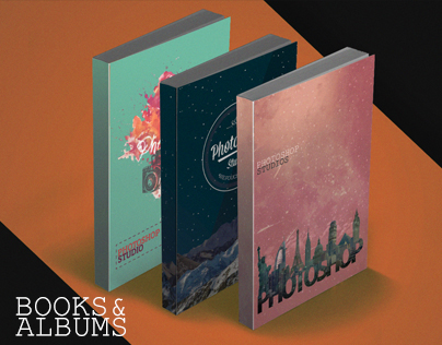 BOOKS&ALBUMS COVERS