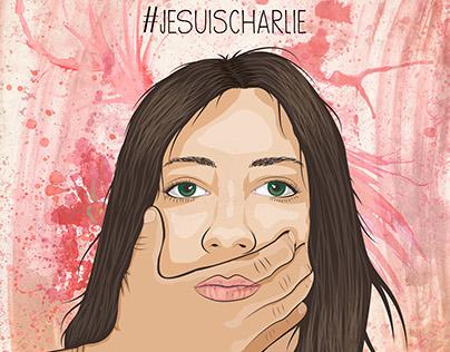 Nadie puede silenciarte   #Jesuischarlie