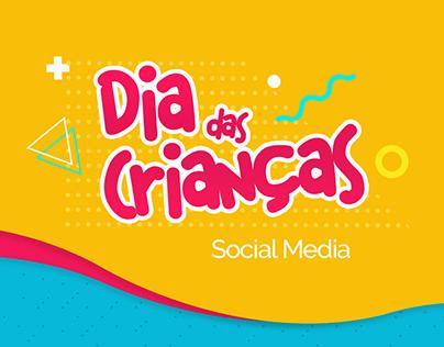 Social Media - Dia das Crianças