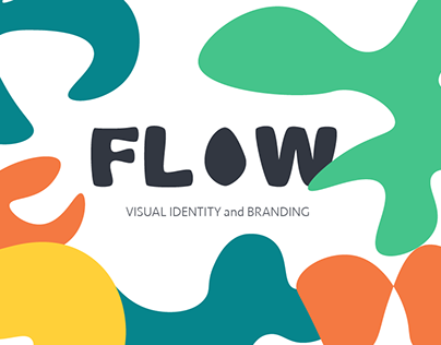 FLOW - Visual Identity and Branding