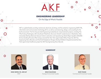 AKF Media Kit