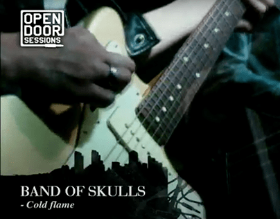 Video Production - Band of Skulls