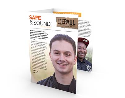 Depaul UK - Safe and Sound