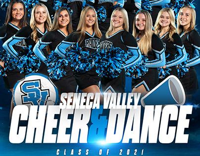 Seneca Valley Cheerleading 2020