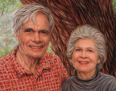 Ed, Ann & Lady