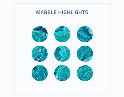 Marble highlights
