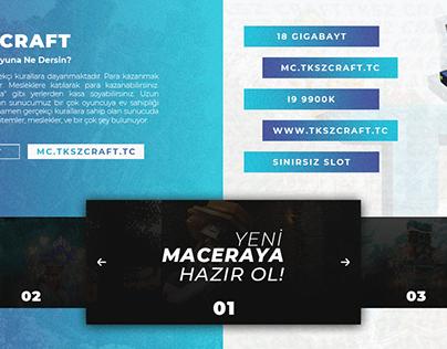 TKSZCRAFT - Thread Design