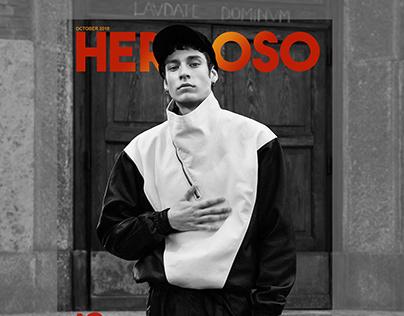 HERMOSO MAGAZINE COVER STORY