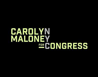 Carolyn Maloney for Congress