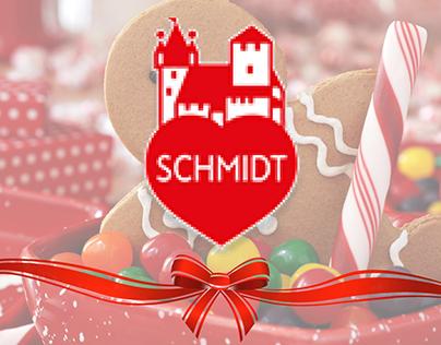 Магазин сладостей Lebkuchen-Schmidt