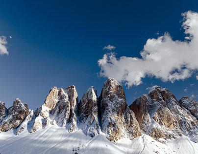 Dolomites XV