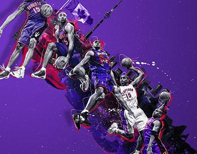 Atlanta Hawks - Vince Carter Poster Series