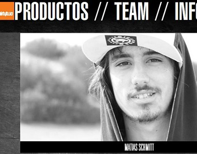 Sitio Web para ThirtyTwo