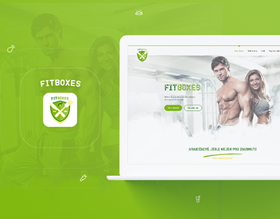 FitBoxes website