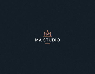 MA STUDIO Web Design and Identity
