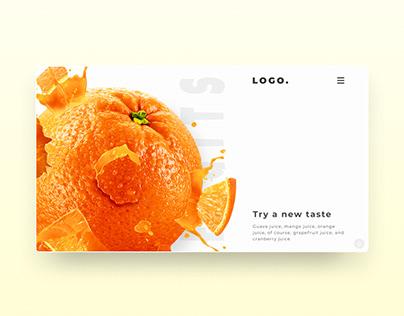 Design marathon - Fruits
