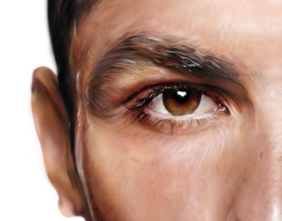 Cristiano Ronaldo CR7 - Work in progress