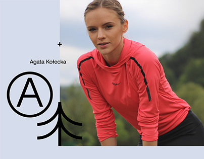 Athlete Visual / Agata Kołecka