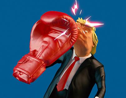 Trump Punch!