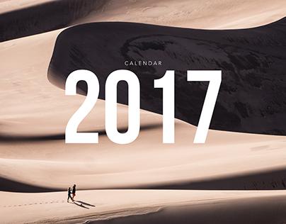 Calendar — 2017