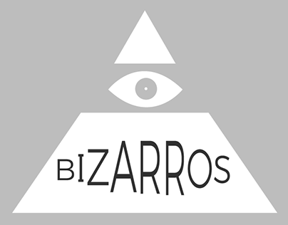 Dotcore Studio and Bizarros animated logo
