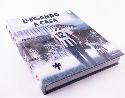 Rayados 70 Years Book Design
