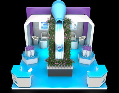Zulal Water Booth