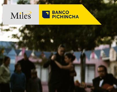 Tarjetas Banco Pichincha Miles - Jerónimo