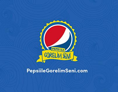Pepsi ile #GörelimSeni
