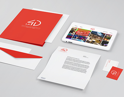 Event agency - Brand identity
