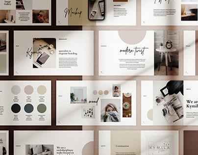 Kymila - Brand Presentation