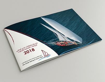 Abu Dhabi Sailing & Yacht Club/ Brochure