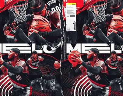 Carmelo Anthony | Portland Trail Blazers