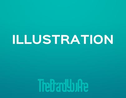 [ Gallery ] ILLUSTRATION