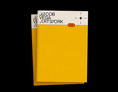 Jacob Vega Artwork - Portfolio + Identity