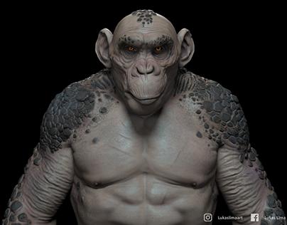 Troll Monkey