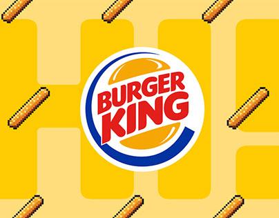 Burger King - Chicken Fries
