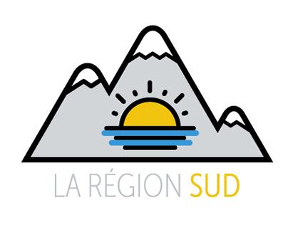 Logo • La Région Sud