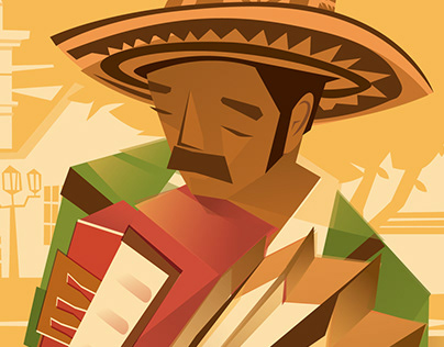 COLOMBIA TRAVEL POSTERS