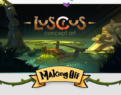 Luscus Concept Art (2016)