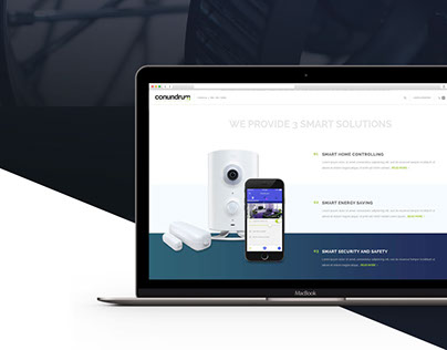 Website Design | Smart Home Automation Solutions