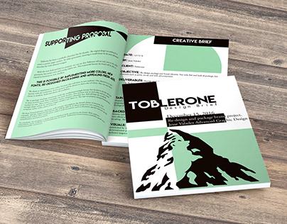 Toblerone Rebranding