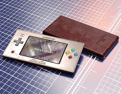 Pocket Game Console