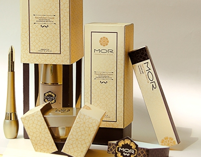 MOR cosmetic packaging