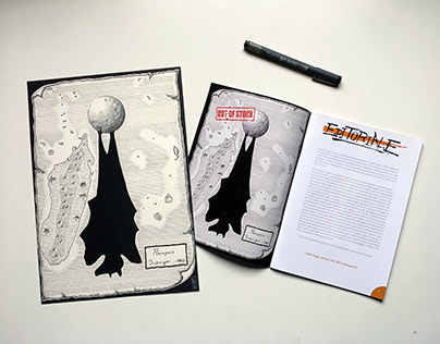StreetBook Magazine #3 / #5 / #6 Illustrations