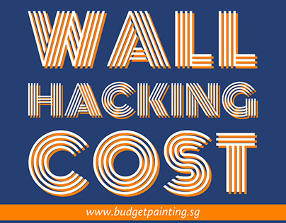 Wall Hacking Cost